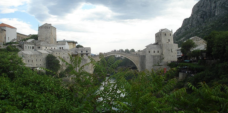 BOSNIA AND HERCEGOVINA-MOSTAR