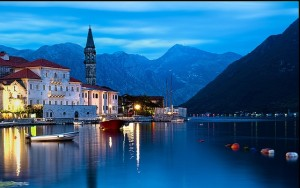 Perast BY NIGHT