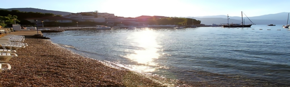 Djenovici Beach